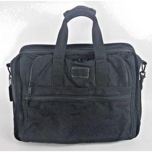 Tumi Briefcase Commuter Messenger Bag